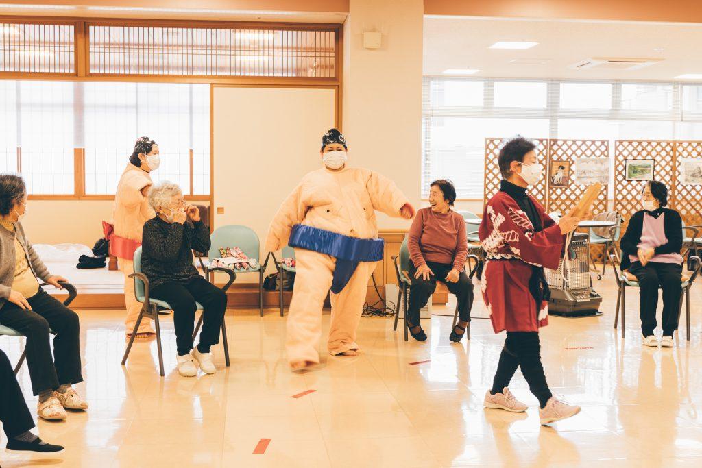 新年の始まり!「大相撲 新春ハッピー場所」を開催しました!