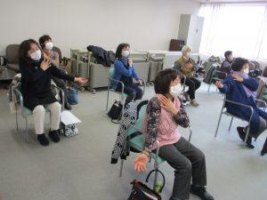 第3回 家族介護者教室を開催しました