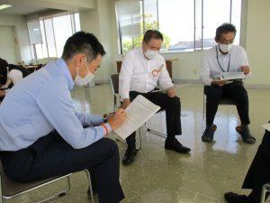 蒲原ガス株式会社様で認知症サポーター養成講座を実施しました